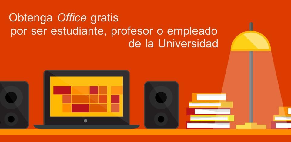 correo institucional udea tienes office gratuito por ser parte de la universidad