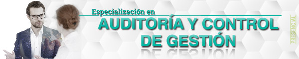 banner especializacion auditoria control de gestion
